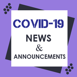 Covid-19 News and Announcements