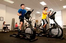 Campus gym