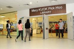 Mary KUOK Library